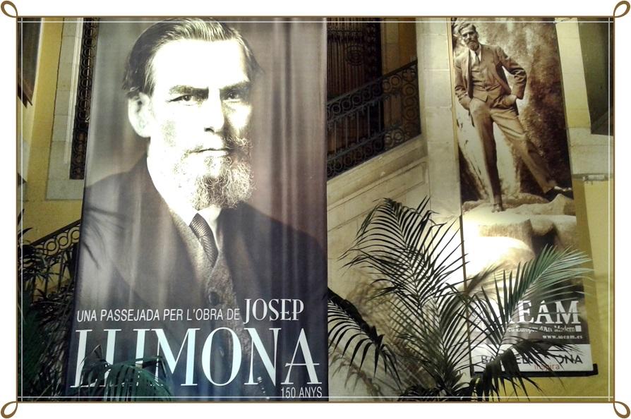 Exposición Josep Llimona en el MEAM