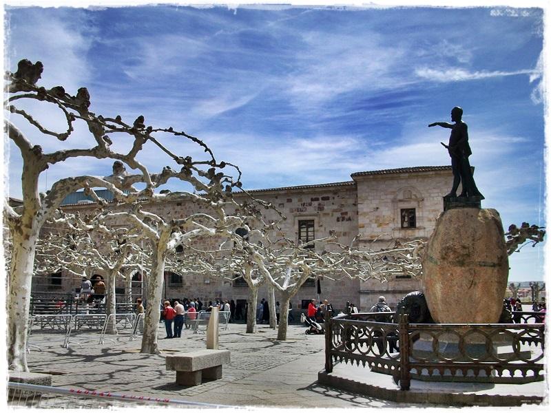 Plaza de Viriato