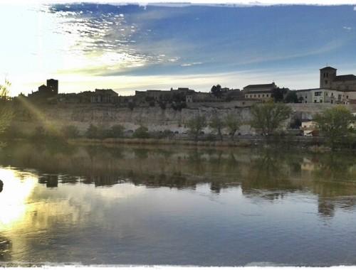 El Duero y Zamora