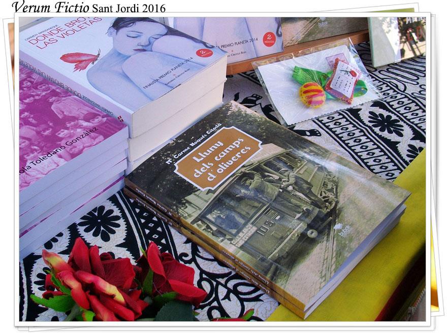 Verum Fictio Sant Jordi 2016