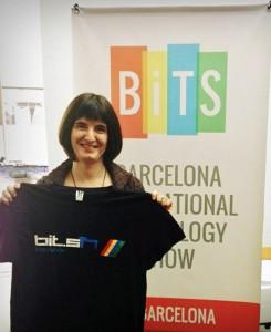 Premio de Microrrelatos Scifi del Salón BITS Barcelona 2014