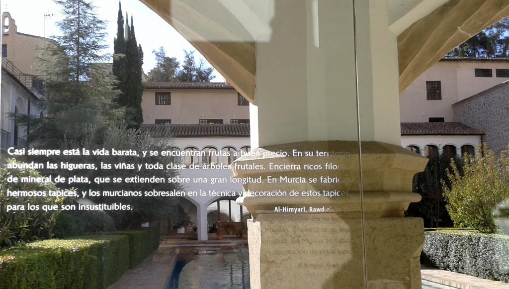 Jardines hudíes del Real Monasterio de Santa Clara