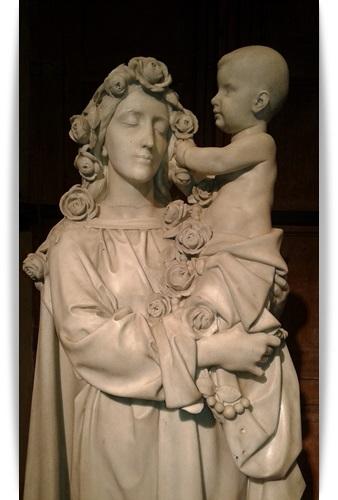 Virgen del Rosario (1892)