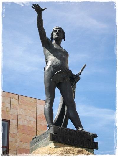 Escultura de Viriato
